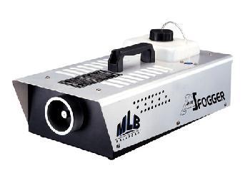 Máquinas de humo de 1.200W alta calidad con control remoto inalámbrico.