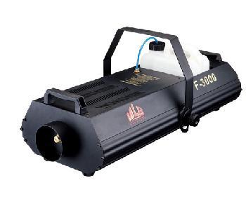 Máquinas de humo de 3.000W alta calidad con DMX, control de timmer y regulación de caudal. Gran cobertura.