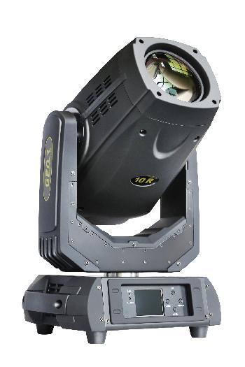 Cabezales Móviles Profesionales 3 en 1 (BEAM + SPOT + WASH) con excelentes prestaciones y lámpara Osram 10R de gran intensidad.                  Presentación en Kits de 2 unidades con Flight Case!!!