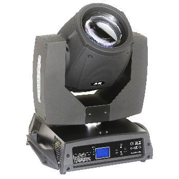 Cabezales Móviles Profesionales BEAM con lámpara PHILIPS 5R de gran intensidad.