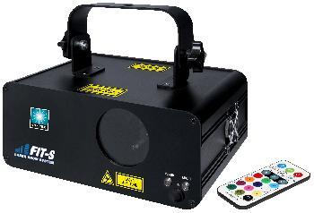 Proyectores Láser Profesionales de 7 colores de gran intensidad.
