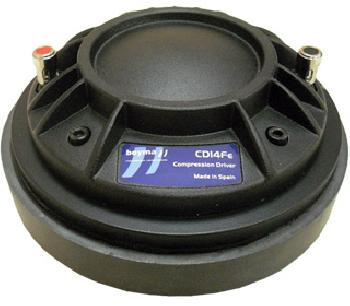 Motores de Compresión Profesionales con garganta de 1.4