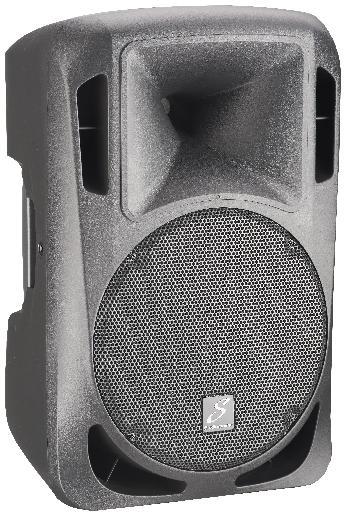 Gabinetes Acústicos Activos con Procesador Digital de Sonido (DSP) incorporado de excelente calidad sonora y gran rendimiento.