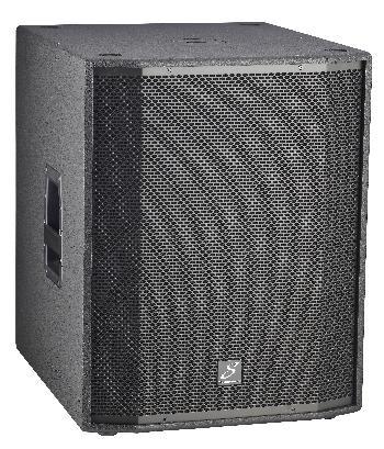 Gabinetes Acústicos SUBLOW Activos con Procesador Digital de Sonido (DSP) incorporado de excelente calidad sonora y gran rendimiento.