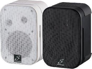Gabinetes Acústicos para todo tipo de instalaciones de música funcional de alta calidad con transformador de línea incorporado.