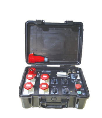 Controladores para motores de eléctricos. Presentación en Flight Case!!!
