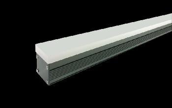 Barras Pixel Led con base de aluminio cubiertas por un acrílico esmerilado que generan un asombroso efecto visual.
