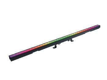 Barras Pixel Led Profesionales ideales para rental y touring por su gran flexibilidad de montaje, conexión sencilla y fácil traslado en anviles.