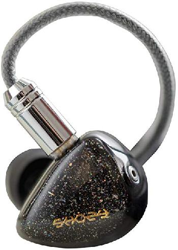 Monitores in-ear Híbridos de alta performance con cuerpo de resina premium hecho a mano siguiendo el concepto de los auriculares customizados.