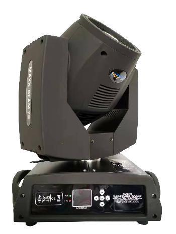Cabezales Móviles Profesionales BEAM con lámpara 7R de 230W de gran intensidad.