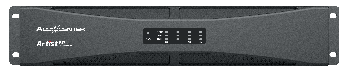 Amplificadores profesionales multicanal clase D con fuente switching de alta eficiencia, estabilidad y rendimiento con ambos modos de trabajo: tranformador de línea y baja impedancia.